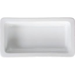 GN-Behälter Porzellan 1/3 65mm tief
