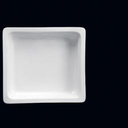 GN-Behälter Porzellan 2/3 65mm tief