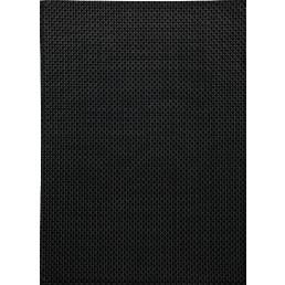 Platzset schwarz
