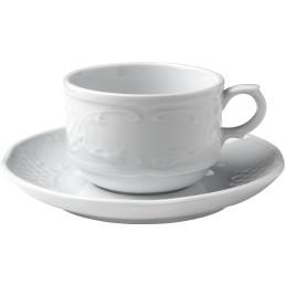 "Kaffee-Untertasse ""Florina"" Hotelporzellan"