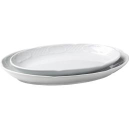 "Platte oval ""Florina"" 32 cm Hotelporzellan"
