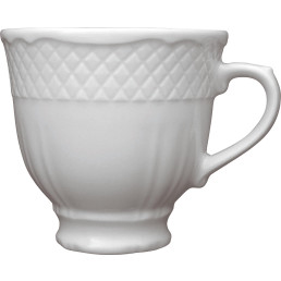 "Kaffeetasse ""La Reine"" 0,22 l Hotelporzellan"