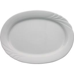 """Platte oval """"Ambiente"""" 36 cm Hotelporzellan"""