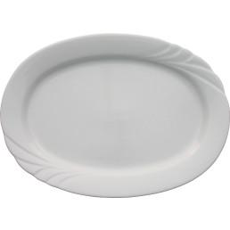"""Platte oval """"Ambiente"""" 28 cm Hotelporzellan"""
