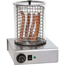 Hot-Dog-Gerät