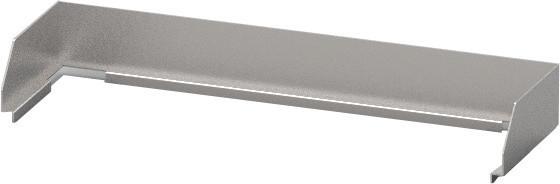 Spritzschutz für Grillplatten 700 mm, abnehmbar