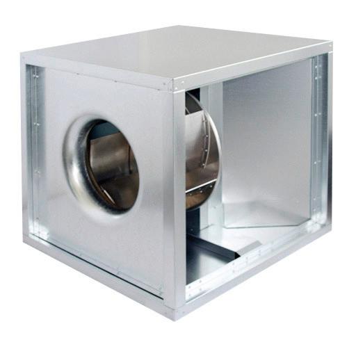 Abluftbox, 500 x 500 x 500 mm, 4200 m³/h