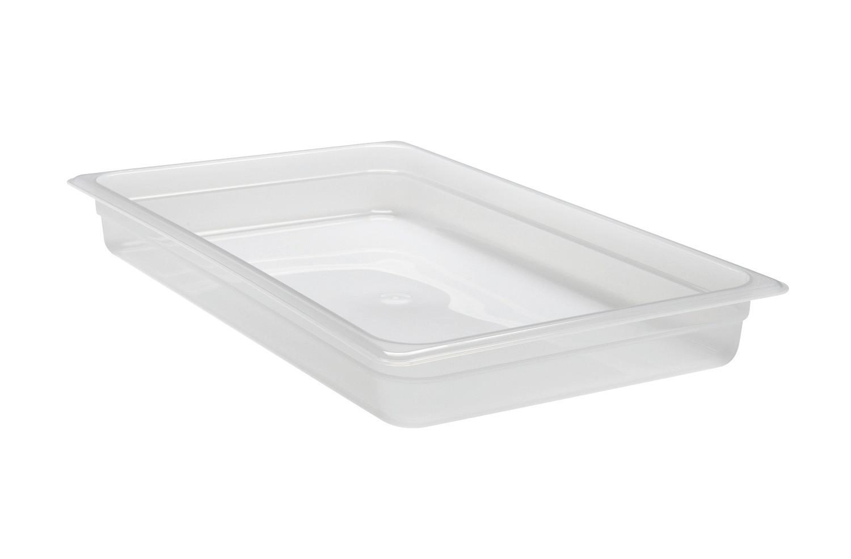 Frischhaltebox, GN 1/1, 530 x 325 x 65 mm, Polypropylen transparent