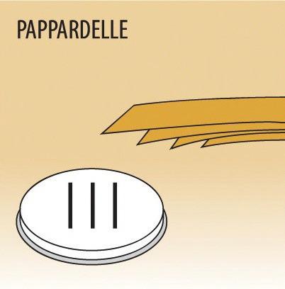 Matrize Pappardelle, für Nudelmaschine 516001