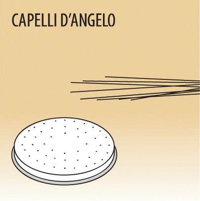 Matrize Capelli D'Angelo, für Nudelmaschine 516001