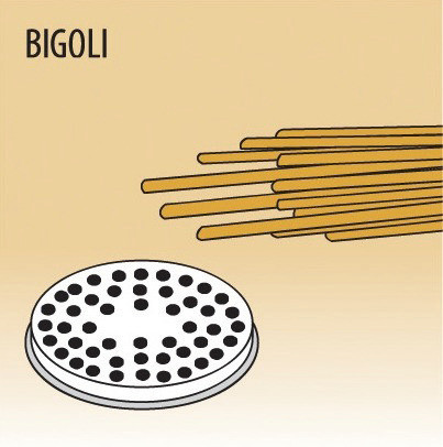 Matrize Bigoli, für Nudelmaschine 516001