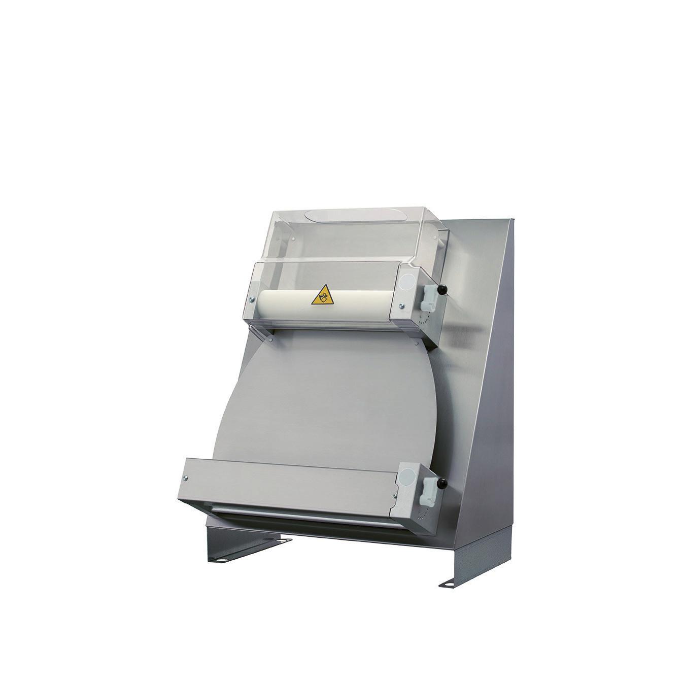 Teig-Ausrollmaschine für Pizzen bis ø 400 mm