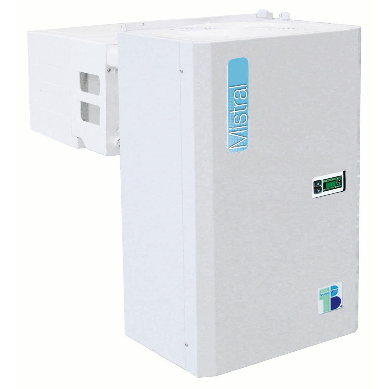 Huckepack-Tiefkühlaggregat für Kühlzelle (Kühlzellenmodel aus Katalog entnehmen)