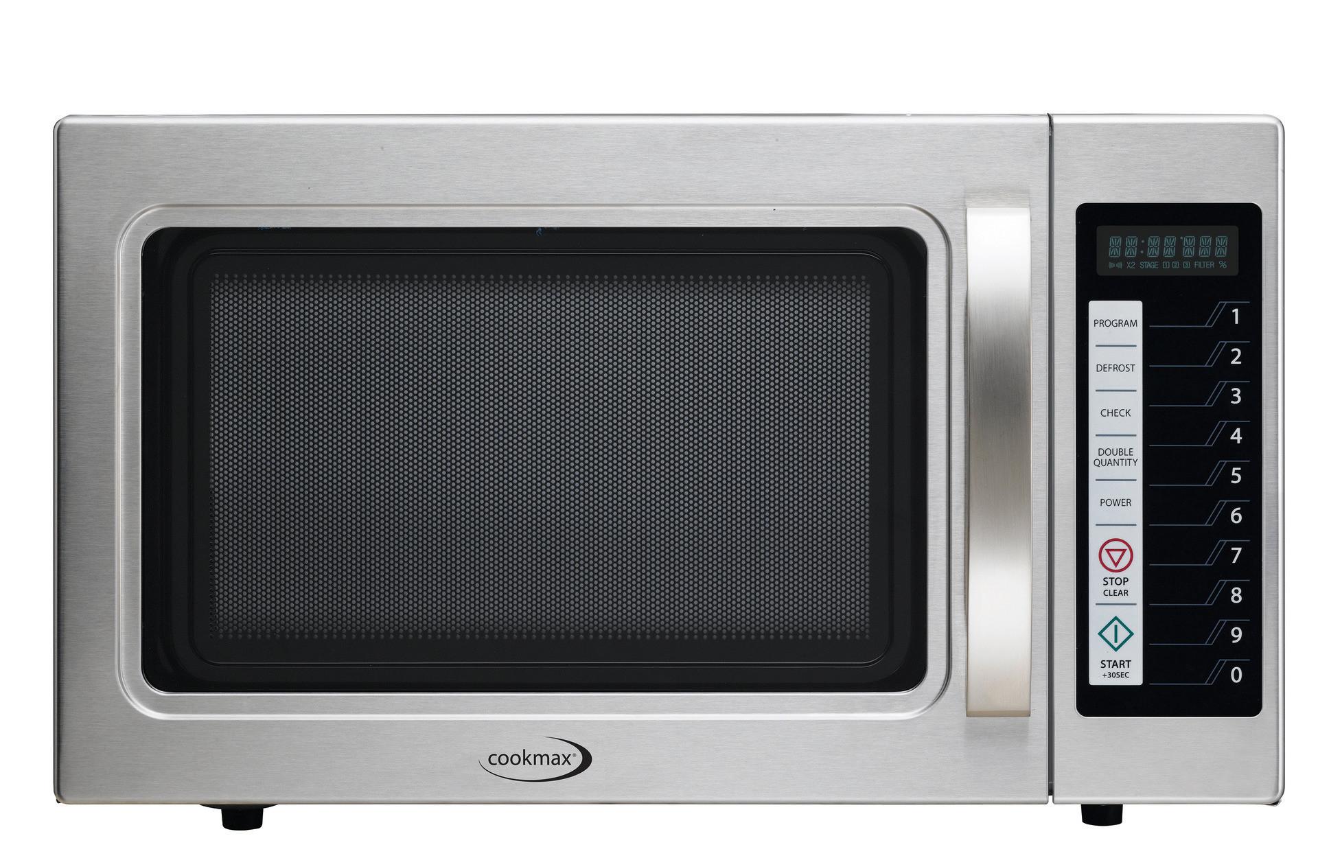 Gewerbe-Mikrowelle, Automatik, 1.000 W, 29 l 542 x 461 x 330 mm