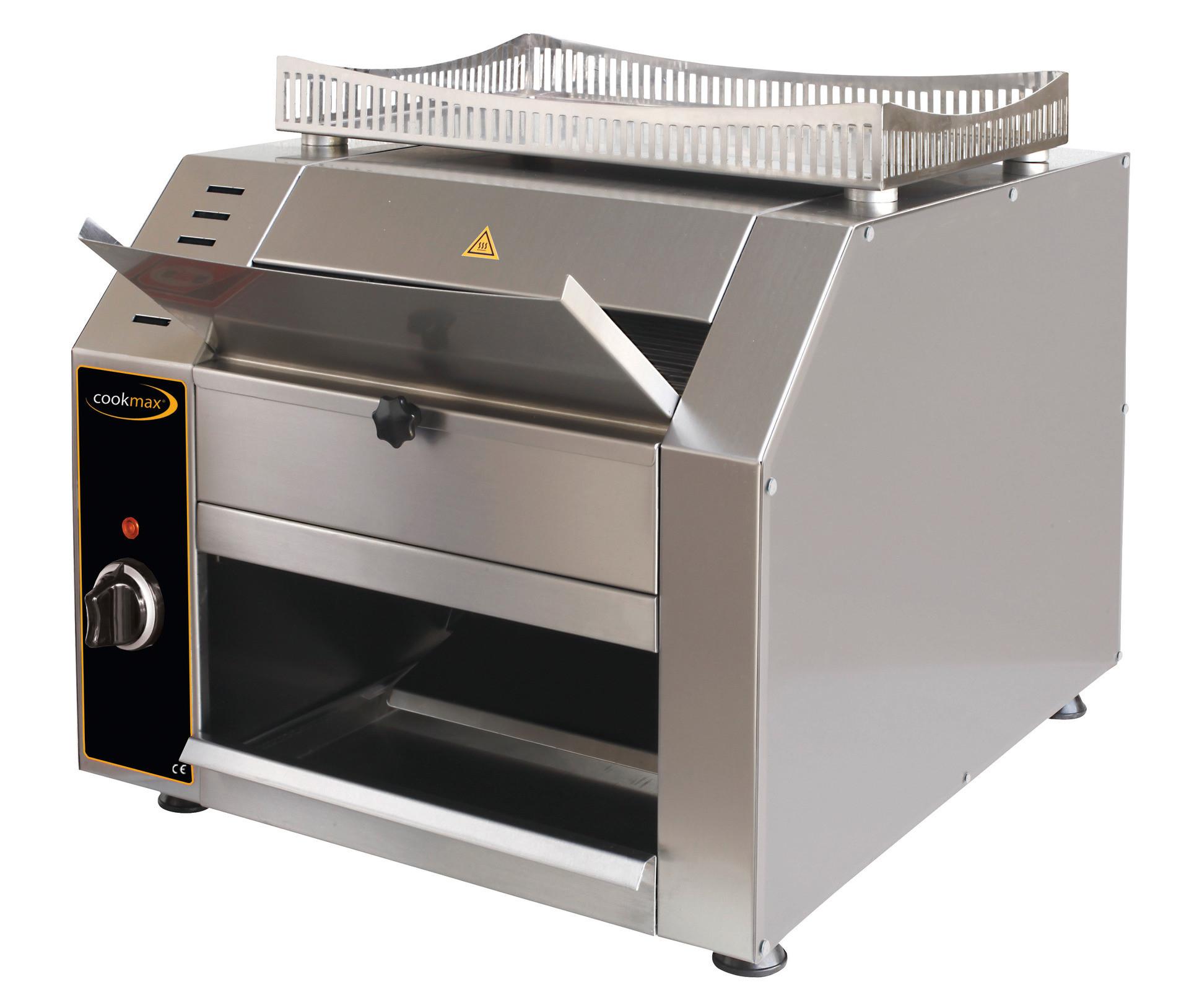 Durchlauftoaster, für 144 Toast/h