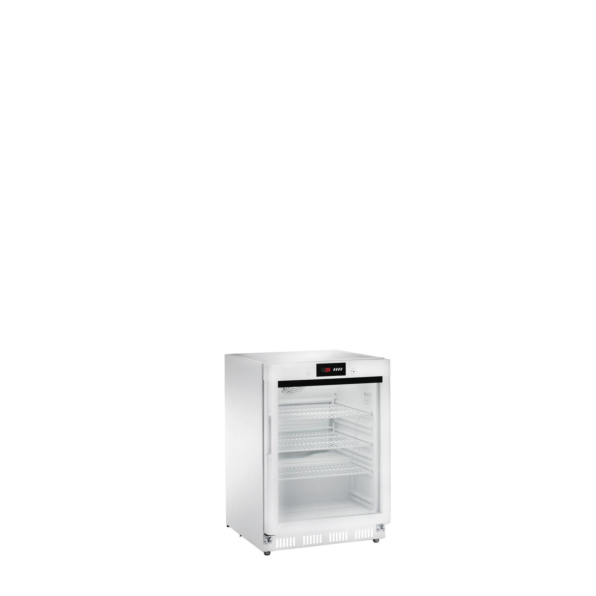 Kühlschrank weiß 140 l 600 x 600 x 855 mm - Getränke Kühlschränke ...