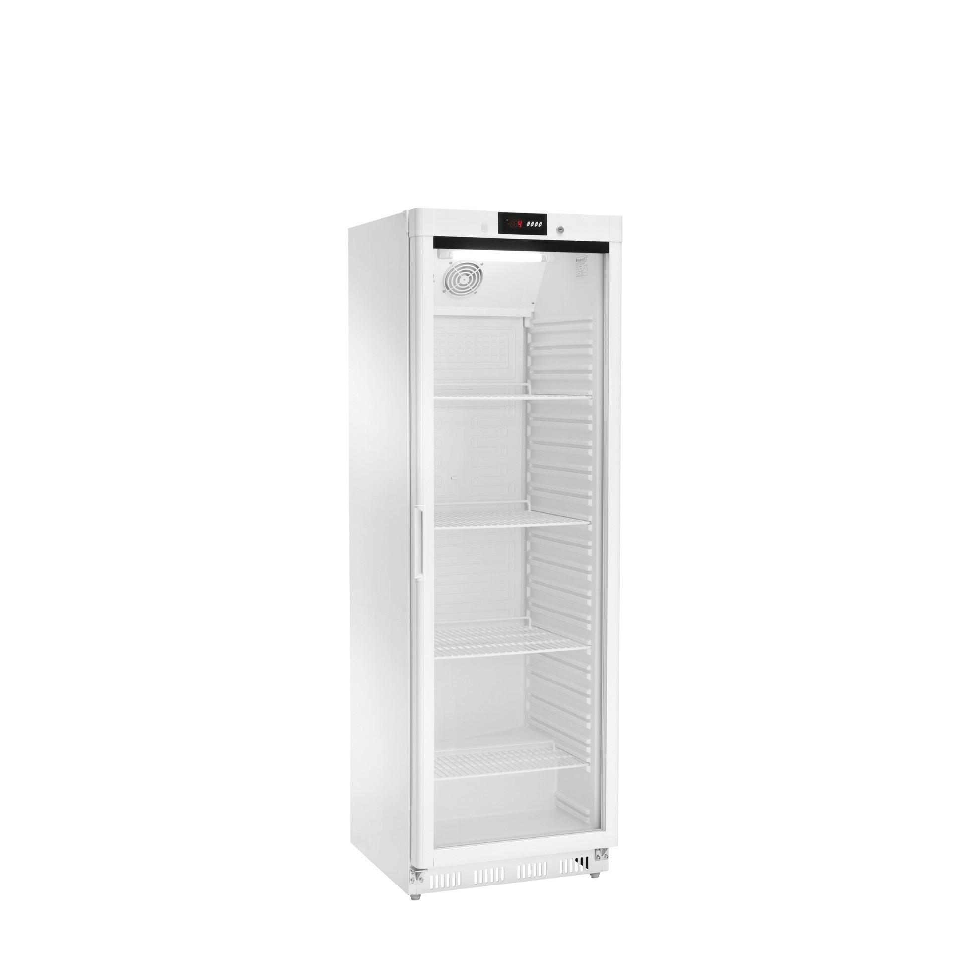 Kühlschrank weiß 360 l 600 x 600 x 1855 mm