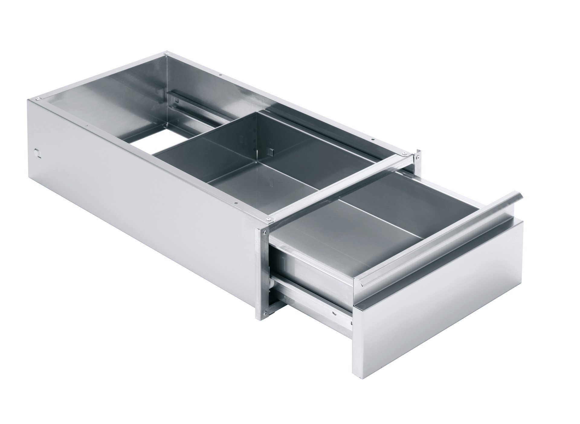 Schublade zum Unterbau für Arbeitstische 600 mm Tiefe ...
