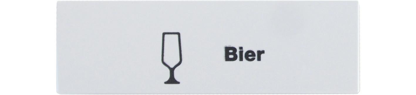 Clip Bier für Spülkörbe, wechselbar