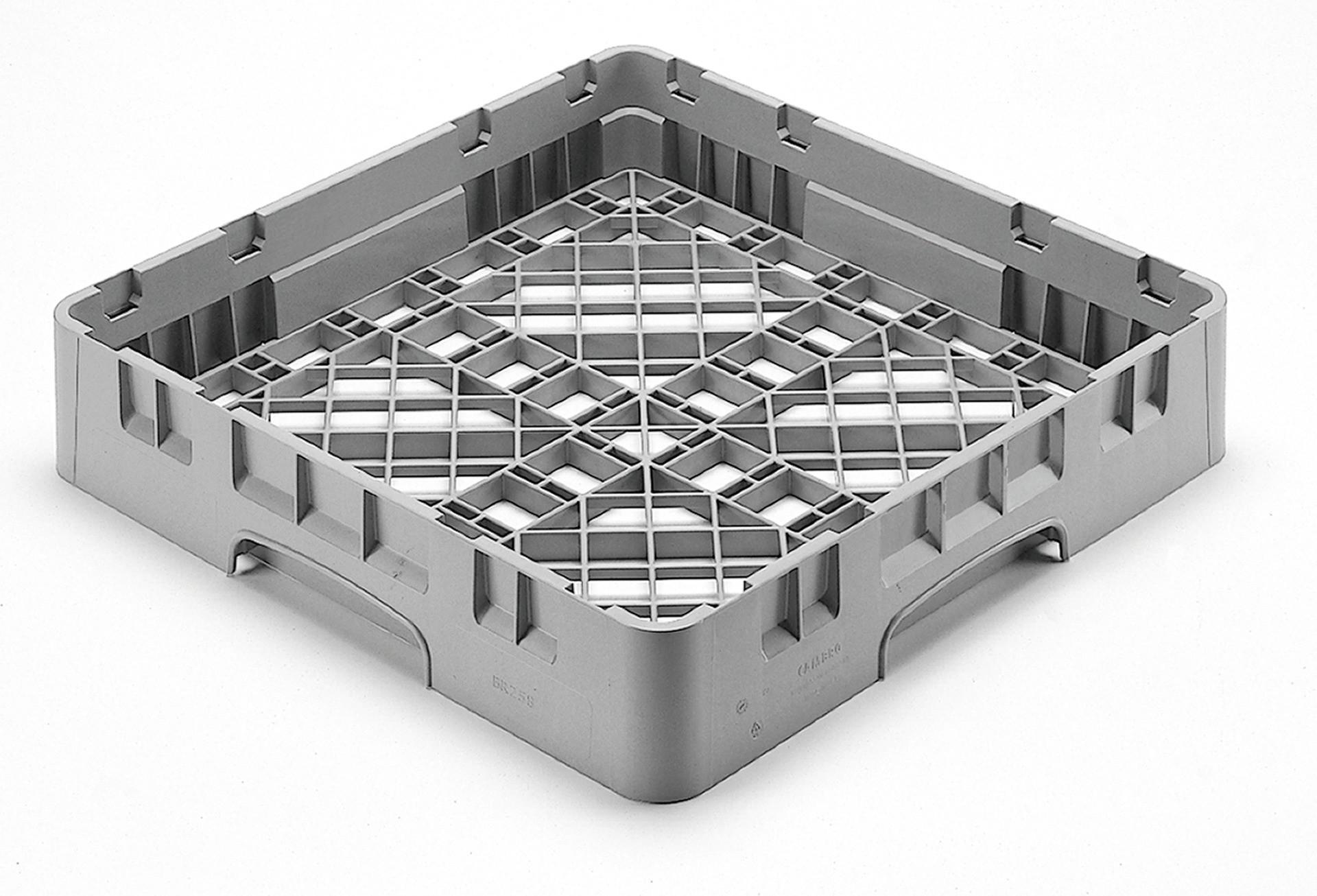 Basiskorb / Universalkorb für Großteile grobmaschiges Bodengitter