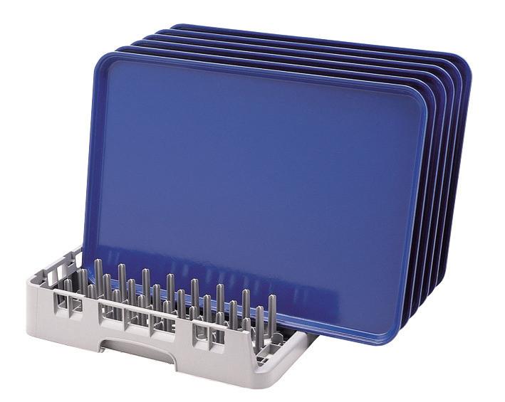Korb für Tabletts 500 x 500 x 100 mm