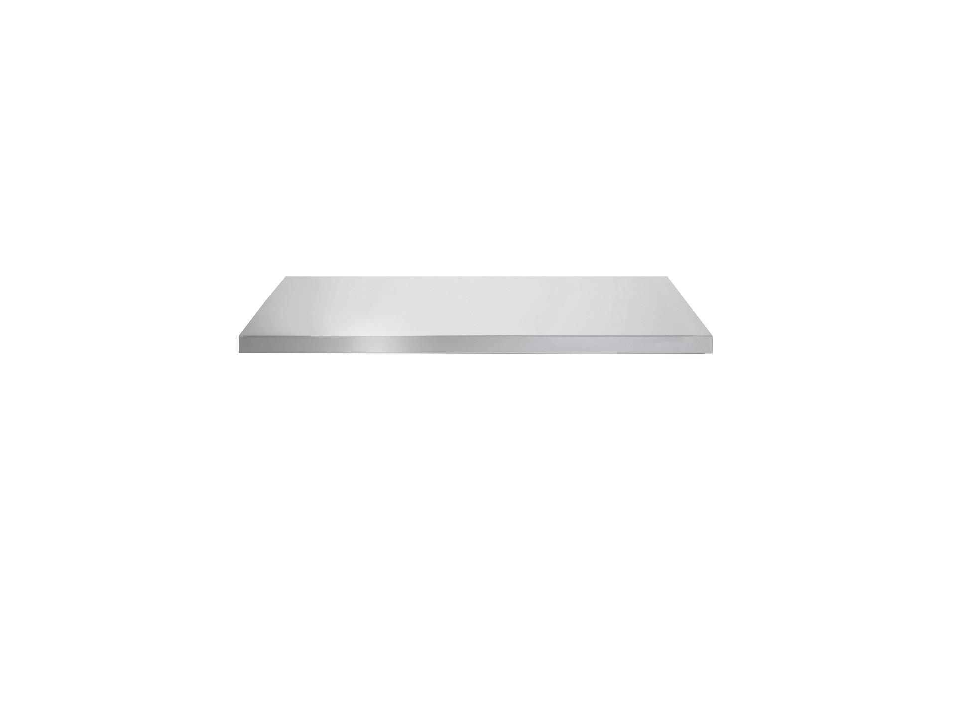 arbeitsplatte f k hltisch 1300 x 700 mm ohne aufkantung wolf gastro shop. Black Bedroom Furniture Sets. Home Design Ideas