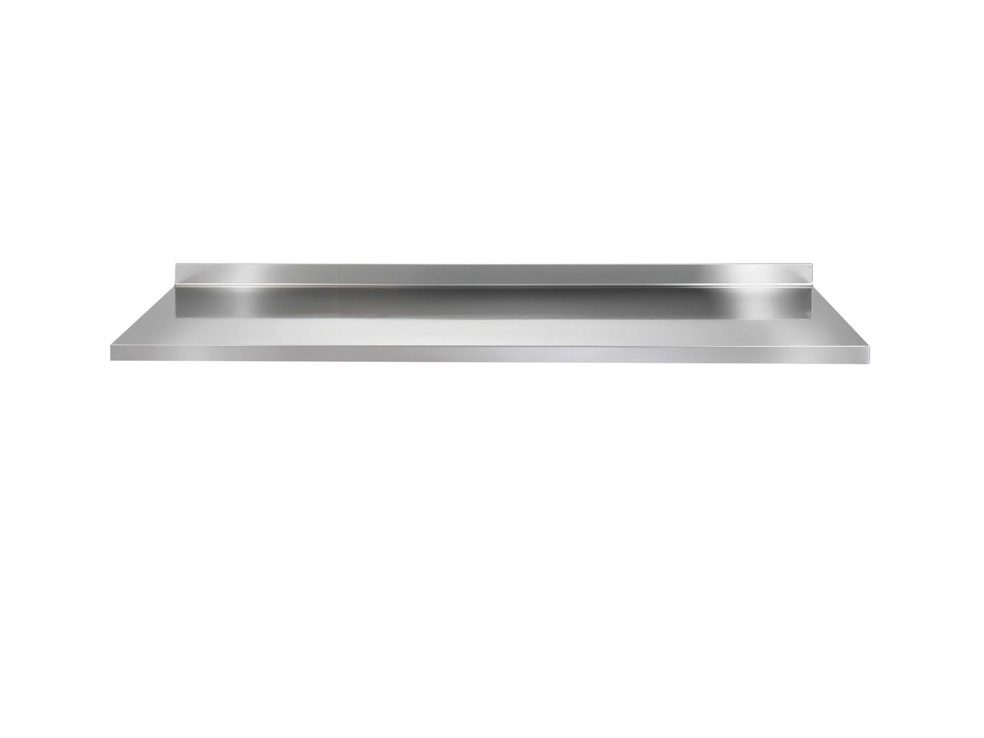arbeitsplatte f k hltisch 1721 x 700 mm mit 50 mm aufkantung p schel gastro. Black Bedroom Furniture Sets. Home Design Ideas