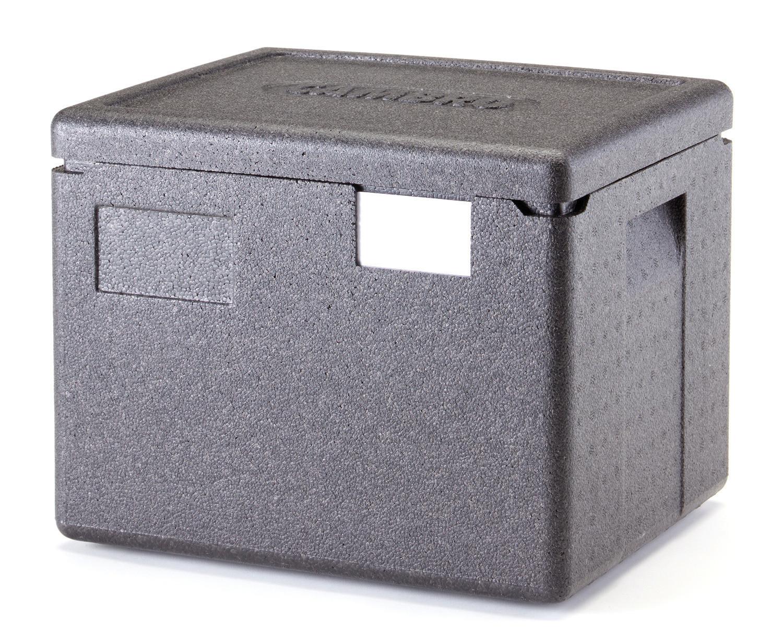 Wärmebox toplader für gn 1 2 200 mm schwarz rüffer berlin