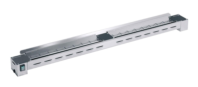 Wärmemodul für Aufsatzbord 2 Heizelemente 1230 x 160 x 700 mm