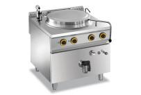 Elektro-Kochkessel 150 l indirekte Hitze 800 x 900 x 850 mm