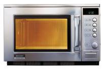Gewerbe-Mikrowelle R-22AM 1500 Watt 510 x 470 x 335 mm