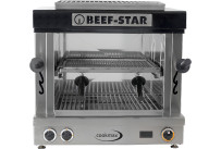 Hochtemperaturgrill Beef-Star 2 Heizzonen 600 x 500 x 600 mm