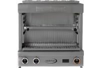 Hochtemperaturgrill Beef-Star Mini XL 2 Heizzonen 580 x 360 x 570 mm