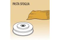 Matrize Pasta Sfoglia, für Nudelmaschine 516001
