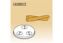 Matrize Caserecce, für Nudelmaschine 516002 bis 516004