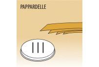 Matrize Pappardelle, für Nudelmaschine 516002 bis 516004