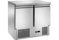 Kühltisch GN 1/1 2 Türen 900 x 700 x 870 mm