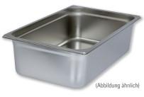 GN-Behälter, GN 1/1, 530 x 325 x 200 mm, Edelstahl