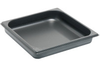 GN-Behälter GN 1/2 H= 40 mm / Edelstahl beschichtet