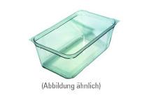 GN-Behälter, GN 1/3, 325 x 176 x 150 mm, Polycarbonat, transparent