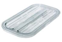 GN-Deckel, GN 1/3, Polycarbonat transparent, für GN-Behälter