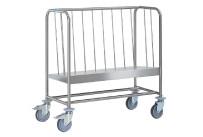 Tellertransportwagen 1-fach hohe Ausführung Tragkraft 120 kg