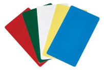 Kunststoffetiketten-Set á 5 Stück für Wärmeboxen 90971005 bis 90971010