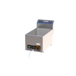 Elektro-Bain-Marie 1 x GN 1/1 H=150 mm mit Ablaufhahn