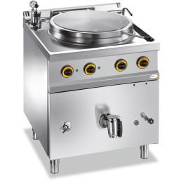 Elektro-Kochkessel 50 l indirekte Hitze 700 x 700 x 850 mm