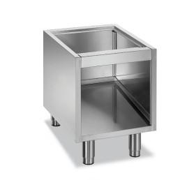 Unterschrank offen 400 mm Serie 700/ 400 x 595 x 600 mm
