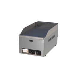 Gas-Grillplatte glatt 1 Heizzone 330 x 600 x 220 mm