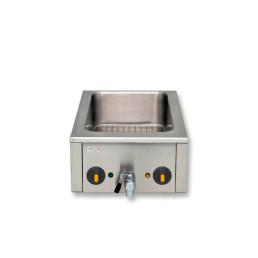 Elektro-Nudelkocher 1 x GN 1/1 H=150 mm 400 x 600 x 200 mm