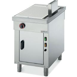 Gas-Nudelkocher/Dim Sum GN 1/1 / beidseitige Bedienung