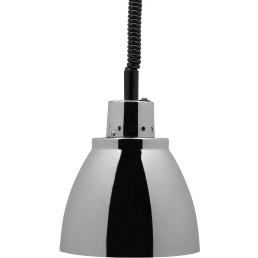 Wärmestrahler Ø 225 mm, Aluminium, Weißlicht